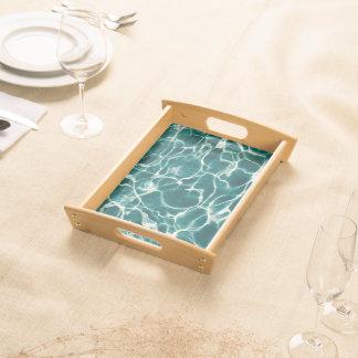 Bandeja Teste padrão da água da piscina