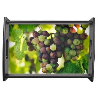 Bandeja Uvas deliciosas