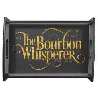 Bandeja Whisperer de Bourbon