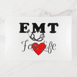 Bandejas EMT para a vida