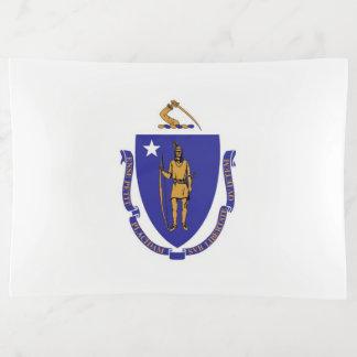 Bandejas Grande bandeira patriótica da bandeja do trinket