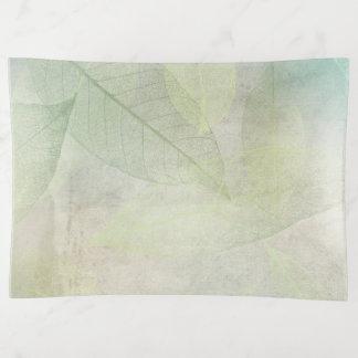 Bandejas O verde deixa a grande bandeja do Trinket