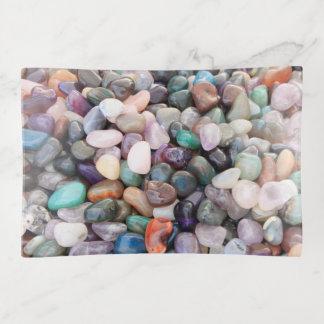 Bandejas Pedras preciosas