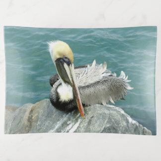 Bandejas Pelicano de assento