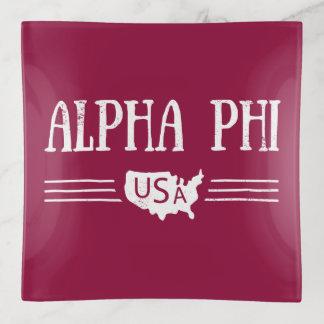Bandejas Phi alfa EUA