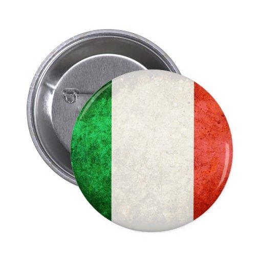 bandiera Italia Pins