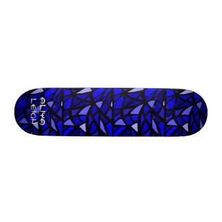 Banho de sangue verdadeiro shape de skate 18,1cm