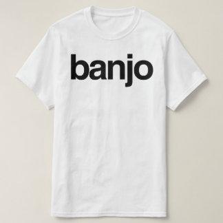 Banjo Camiseta