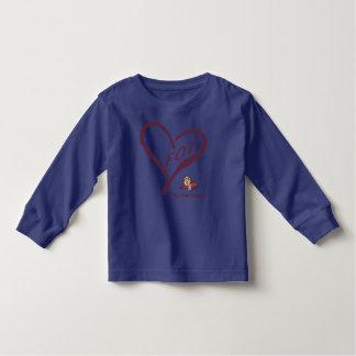 Banquete de tabernáculos e do mundo amanhã camiseta infantil