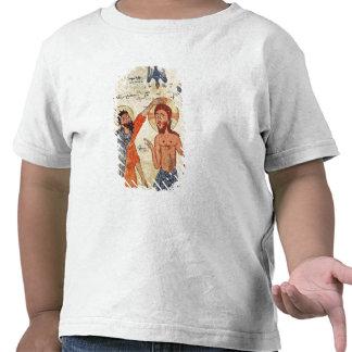 Baptismo do cristo, de um evangelho tshirts