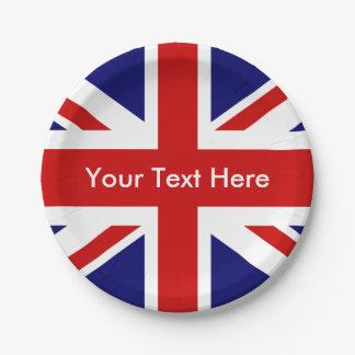 Bar britânico Union Jack
