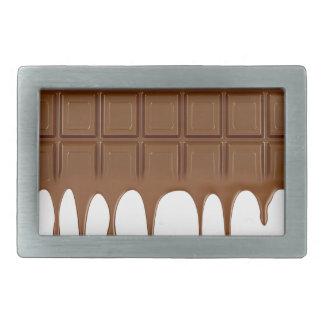 Bar de chocolate derretido