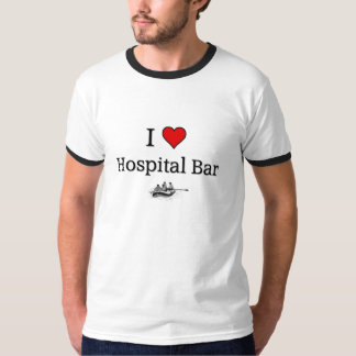 Bar do hospital camiseta