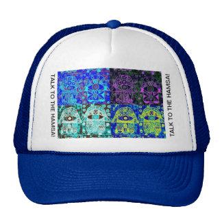 "Bar Mitzvah da ""oferta do chapéu do camionista con Bones"