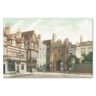 Bar norte, 1900) lenços de papel de Beverley (