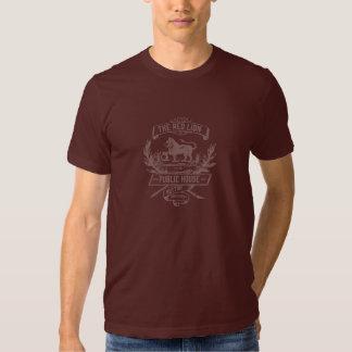 Bar vermelho do leão, Sutton, Surrey Tshirts