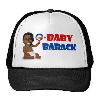 barack do bebê boné
