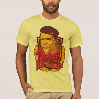 Barack é meu camarada Camisa