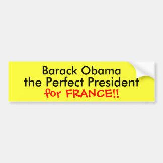 Barack Obama Adesivo Para Carro