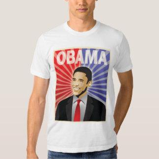 Barack Obama corajoso T-shirt