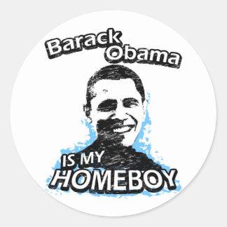 Barack Obama é meu ficar em casa