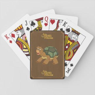 Baralho A princesa da cisne - cartões de jogo da