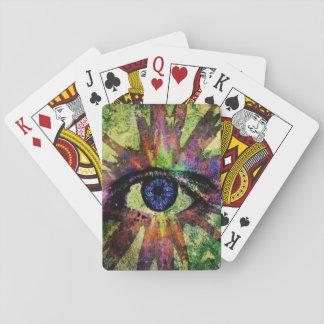 Baralho Aldrichs 4 cartões de jogo padrão