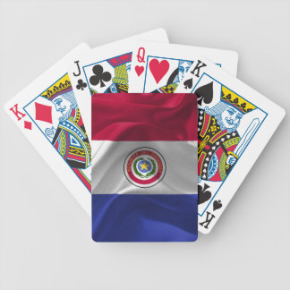 Baralho Bandeira paraguaia