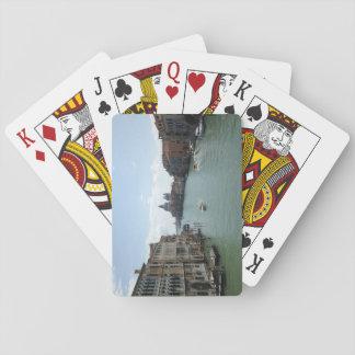 Baralho Canal grande, cartões de jogo de Veneza