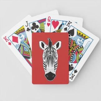 Baralho Cara da zebra