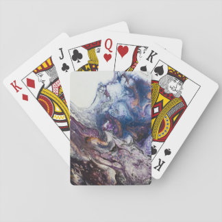 Baralho Cartão de jogo do universo