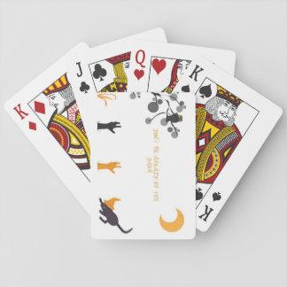 Baralho cartões assustadores
