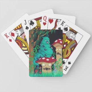 Baralho Cartões com Caterpillar