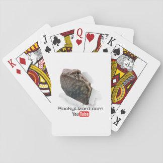 Baralho Cartões de jogo