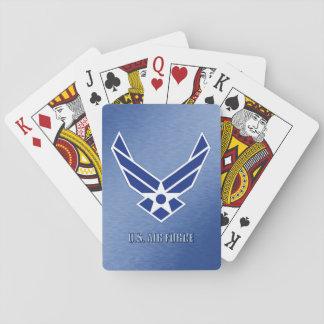 Baralho Cartões de jogo clássicos do U.S.A.F.