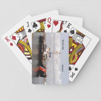 Baralho Cartões de jogo da acácia de WLB 406