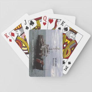 Baralho Cartões de jogo da amora de WLB 392