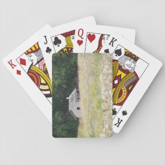Baralho Cartões de jogo da cabine