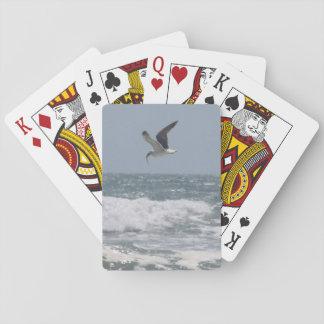Baralho Cartões de jogo da gaivota