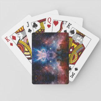 Baralho Cartões de jogo da galáxia