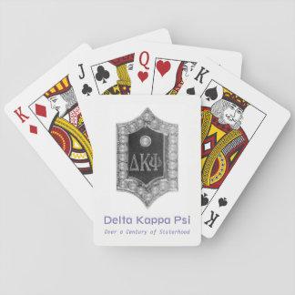 Baralho Cartões de jogo da libra por polegada quadrada do
