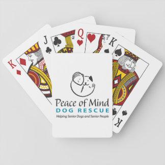 Baralho Cartões de jogo da paz de espírito