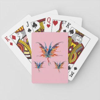 Baralho Cartões de jogo das fadas
