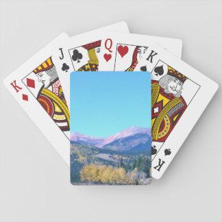 Baralho Cartões de jogo de Colorado Aspen