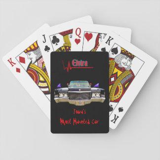 Baralho Cartões de jogo de Elvira