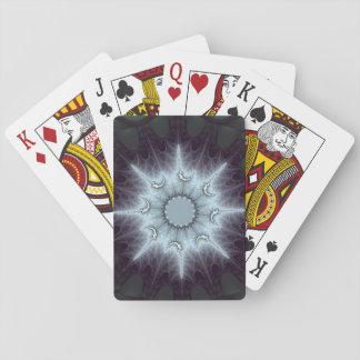 Baralho Cartões de jogo de explosão da estrela da Web