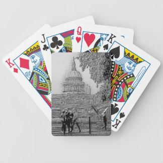 Baralho Cartões de jogo de Londres