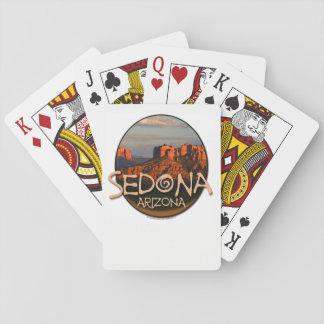 Baralho Cartões de jogo de Sedona