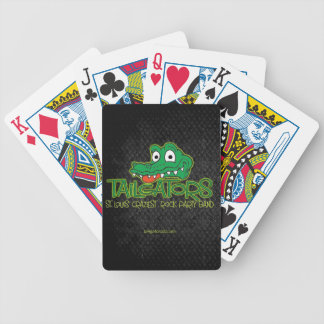 Baralho Cartões de jogo de Tailgators
