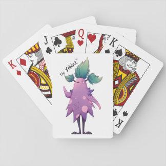 Baralho Cartões de jogo de Yabbut